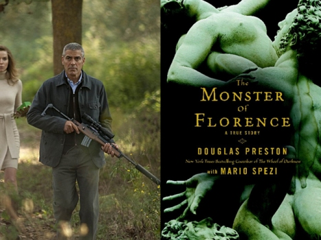 "George Clooney Hunting ""The Monster of Florence"""