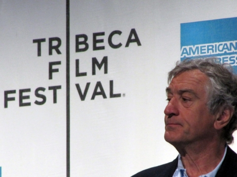 De Niro Welcomes the World to Tribeca