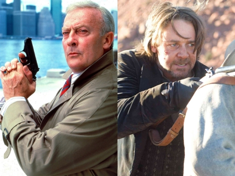 "Russell Crowe to Be ""The Equalizer"""