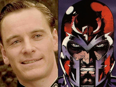 "Fassbender Opts for Magneto in ""X-Men: First Class"""