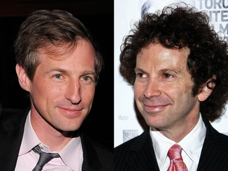 Charlie Kaufman and Spike Jonze Plotting a New Collaboration