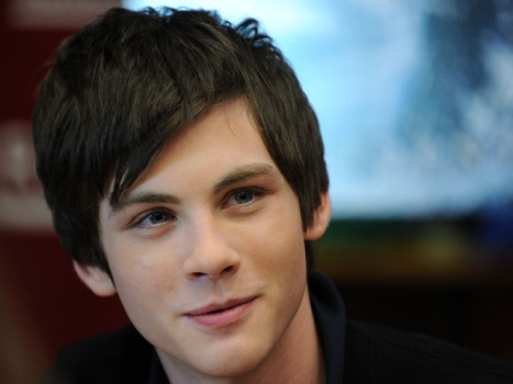 Logan Lerman's Enthusiam for Spidey Role Appears Unrequited