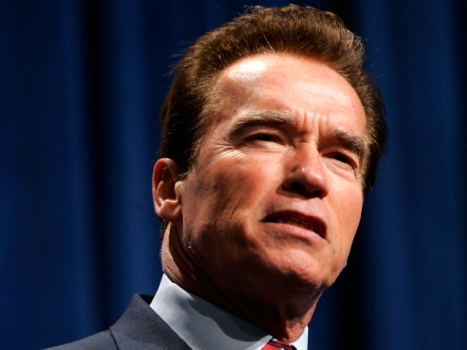 Why Arnold Is Right to Be Raising Campaign Cash