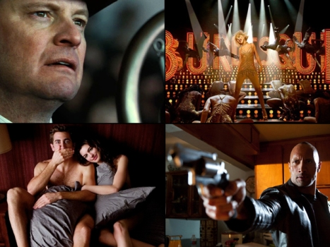 "This Week's New Movies: ""Burlesque"" Is ""Faster"" Than ""Love and Other Drugs"""
