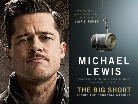 Brad Pitt Keeps Making Michael Lewis Richer and Richer