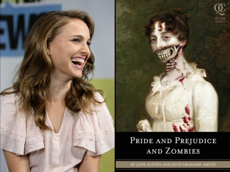 "David O. Russell Scripts Portman's ""Pride and Prejudice and Zombies"""