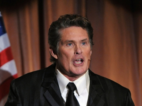 The Hoff Will Be Heard