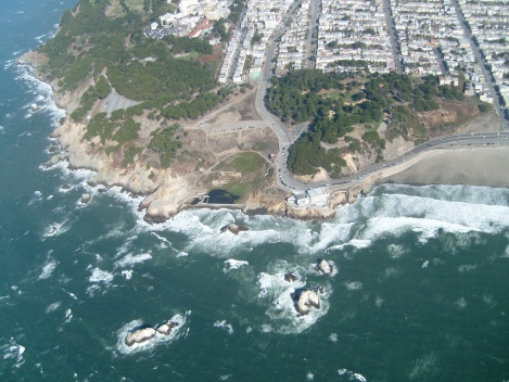 Man Drowns, Woman Rescued Near Sutro Baths