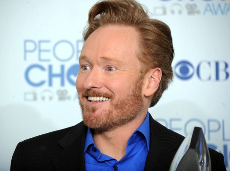Fun With Fans: People's Choice winners Conan, Lynch and Edelstein