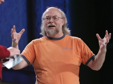 Google Hires Java Founder James Gosling