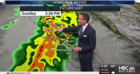 <p>Rain returns to the Bay Area.  Chief Meteorologist Jeff Ranieri tracks the hour by hour rain forecast and how high waves could get at our coast in your Microclimate Forecast.</p>