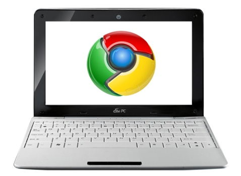 Can Asus' $200 Chrome OS-Powered Netbook Save Netbooks From Demise?