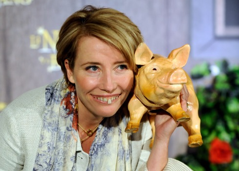 Emma Thompson: Nanny McPhee to Return Again, and Again
