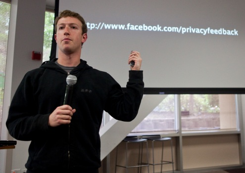 Congress Probes Facebook's Privacy Policy