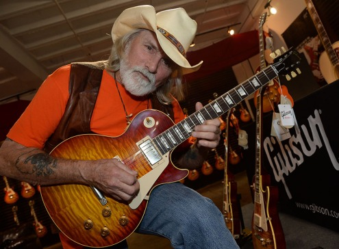 Surgery Called Success for Allman Brothers' Dickey Betts