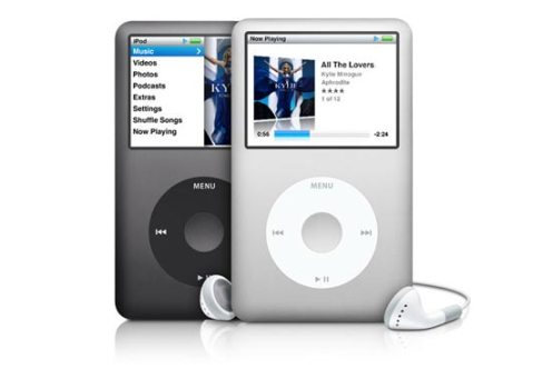 The iPod Classic and iPod Shuffle's Days Are Numbered