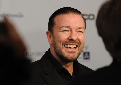 Ricky Gervais Plans to Push Globes Envelope Even Further