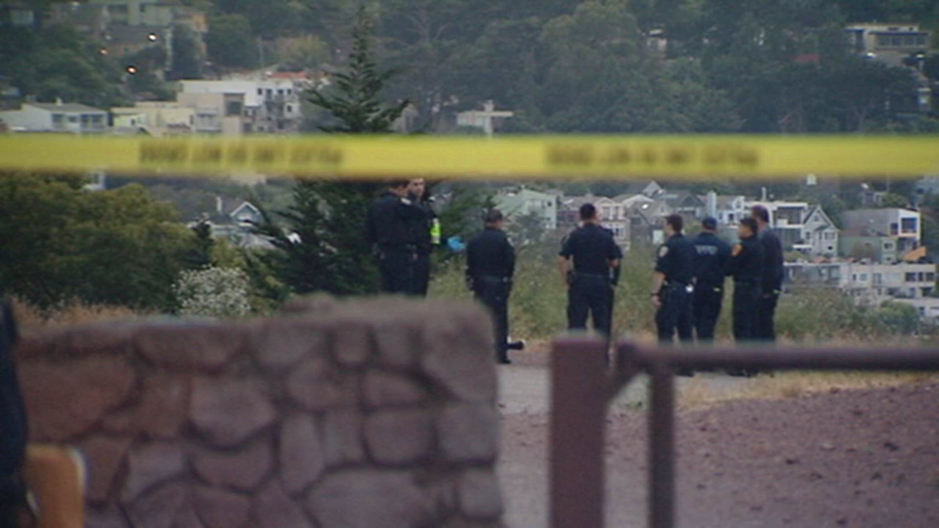 Man Found Stabbed to Death in SF's Bernal Heights Park: PD