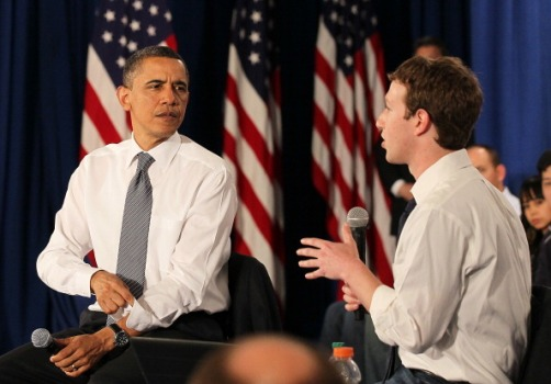 Facebook: A First Step For Obama