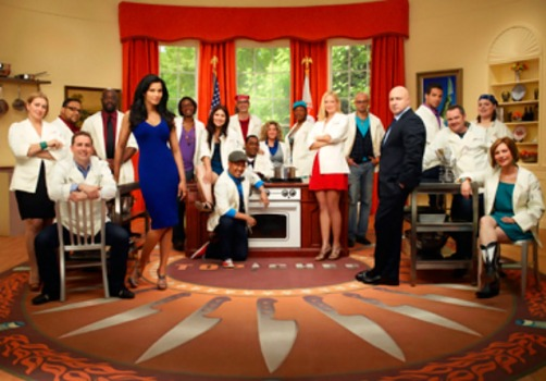 "TASTY! ""Top Chef"" Unveils Season 7 Cast And New Judge"