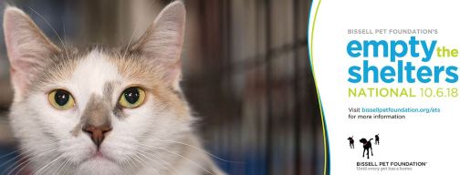 Empty the Shelters Adopt-a-Thon
