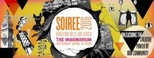 SF LGBT Soiree Gala The Imaginarium