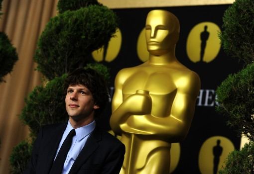 "Jesse Eisenberg Talks ""Friend-ing"" Mark Zuckerberg"