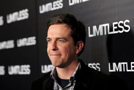 Will Ed Helms Tell Us Who's the New 'Office' Boss?
