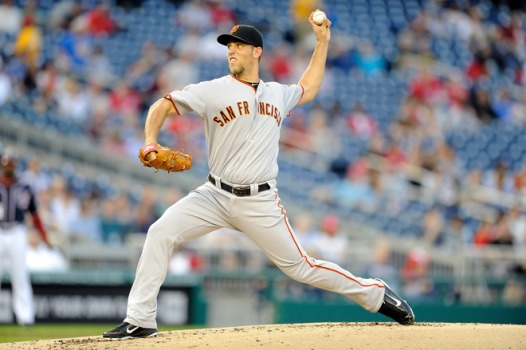 Bumgarner Suffers Another Tough-Luck Loss
