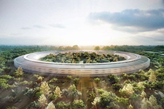 Apple's Spaceship HQ Delayed Until 2016