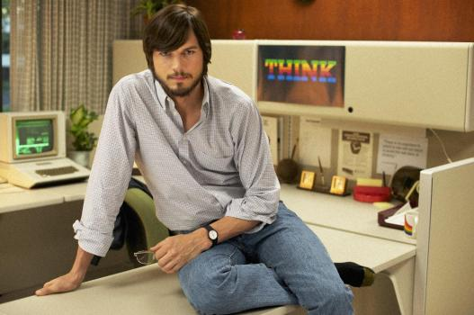 "See Ashton Kutcher as Steve Jobs in ""jOBS"""