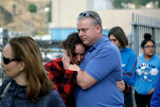 Deadly California High School Shooting Lasted 16 Seconds