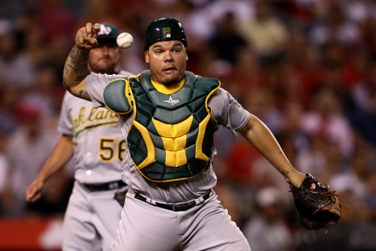 Nightmare Inning Dooms A's as Angels Complete Sweep