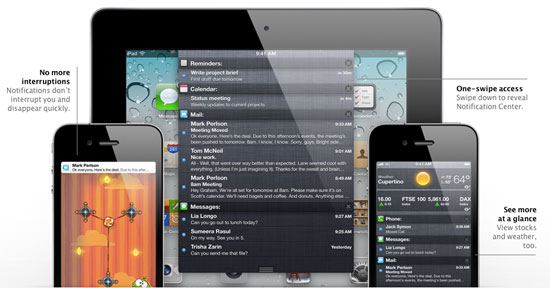 Apple's iOS 5 Set for October Release