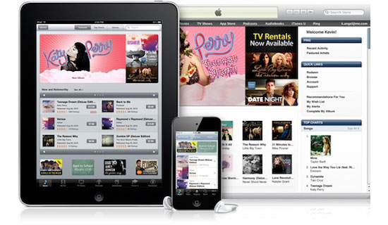 iTunes to Charge for Cloud Music Storage