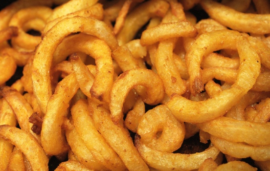 On Facebook, Smart People Like Curly Fries