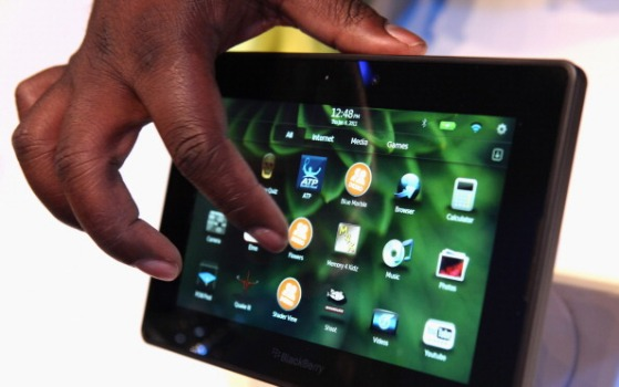Apple, Android Competition Cuts PlayBook Sales Estimates