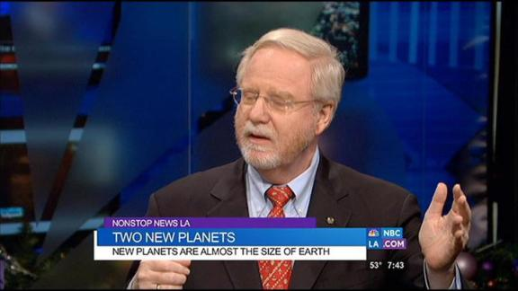 New Planets About Same Size as Earth