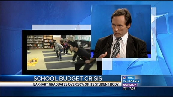 Public Schools Affected by Budget Crisis