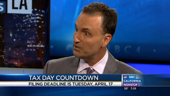 Tax Expert: Get Ready for April 15, Tax Day