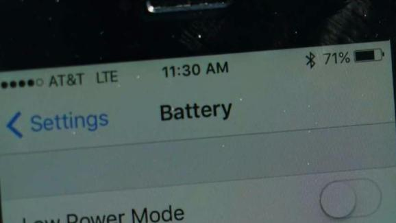 how to fix iphone battery problem