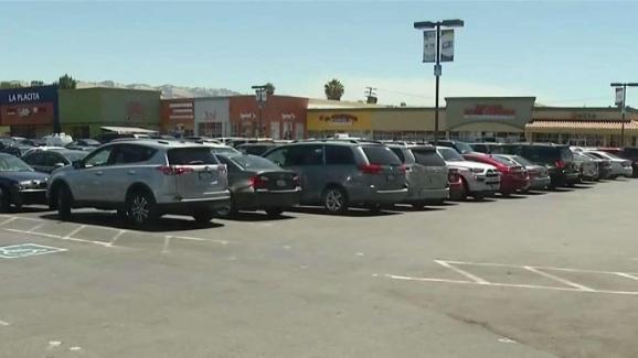 Fear of ICE Raids Impacts San Jose Shopping Center