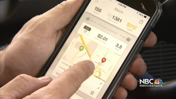 mile iq app helps drivers track mileage for business trips nbc bay