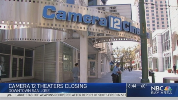 San Jose's Camera 12 Closing For Good - NBC Bay Area
