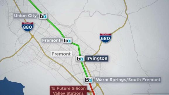 Public Hearing on Area Around Proposed BART Station in Fremont