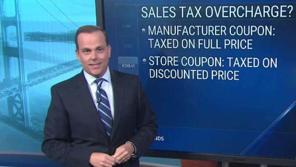 San Francisco Sales Tax 2017 >> Sales Tax Overcharges In San Francisco Nbc Bay Area