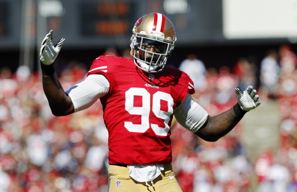 49er's Trample Bills 45-3
