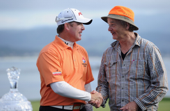 D.A. Points and Bill Murray Win Pebble Beach