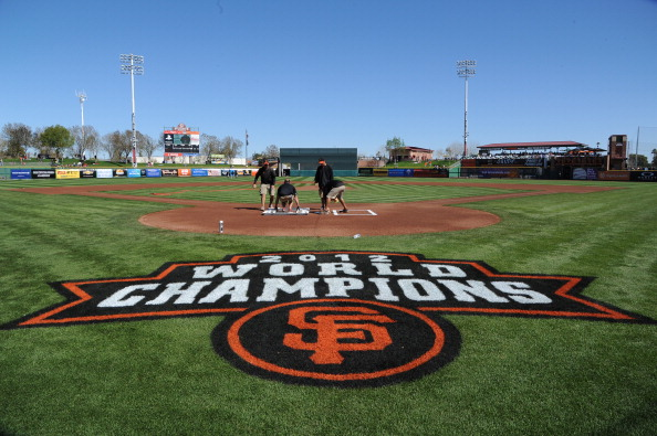 San Francisco Giants Spring Training