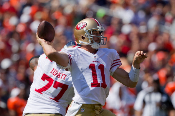49ers Hang On Against Broncos